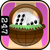 Easter Backgammon icon