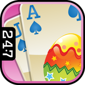 Easter Spades icon