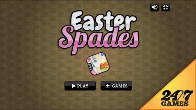 Easter Spades poster