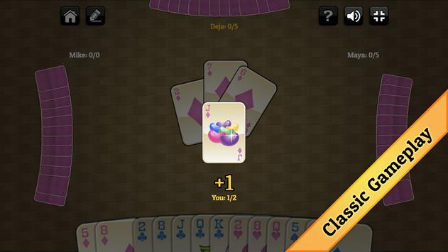 Easter Spades screenshot 2