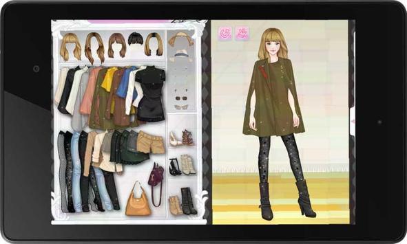 Kerry Angel Dress Up screenshot 3