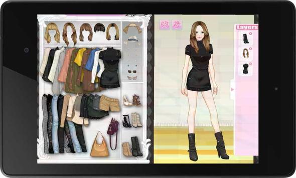 Kerry Angel Dress Up screenshot 4