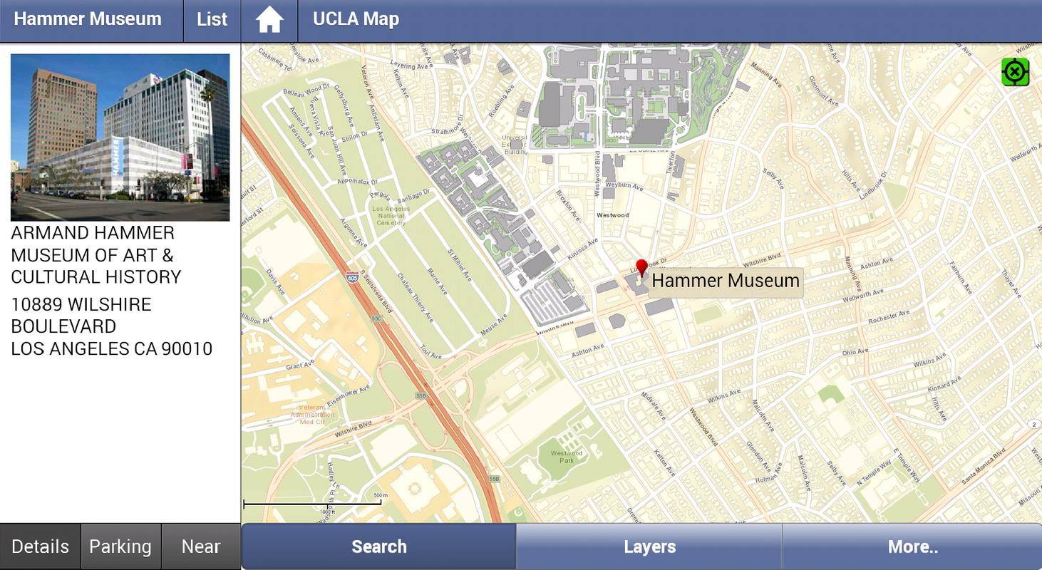 Los Angeles Accommodation ELC UCLA To Propose New Dorms - Los angeles map download