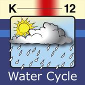 UA K-12 Hydrologic Cycle icon
