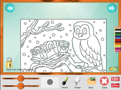 Coloring Game: Animals screenshot 14