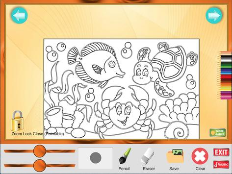 Coloring Game: Animals screenshot 20