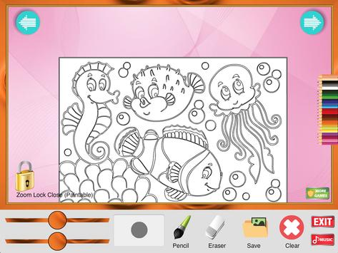 Coloring Game: Animals screenshot 22