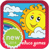 New Coloring Game: Cute icon