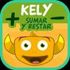 Kely: sumar y restar icono