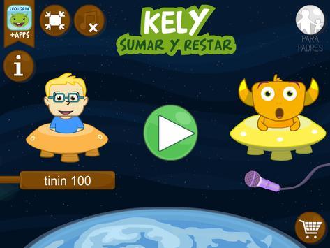 Kely: sumar y restar captura de pantalla 7