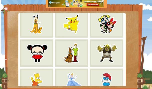 Coloring Book - Cartoon screenshot 11
