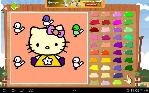 Coloring Book - Cartoon screenshot 14