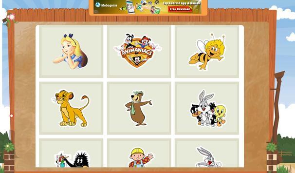 Coloring Book - Cartoon screenshot 1