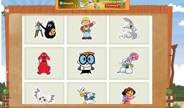 Coloring Book - Cartoon screenshot 2