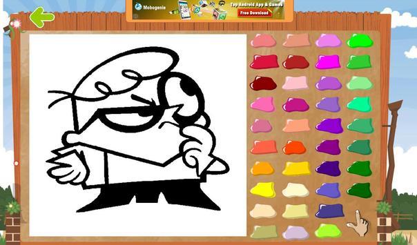Coloring Book - Cartoon screenshot 5