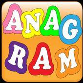 Anagram icon