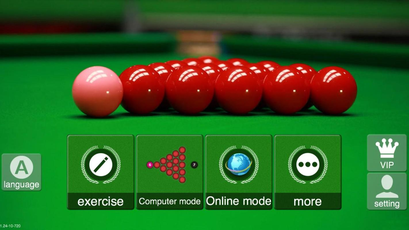 snooker data
