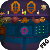 Caught In Cowboy House icon