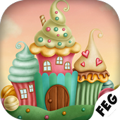 Escape game-Candyland Squirrel icon