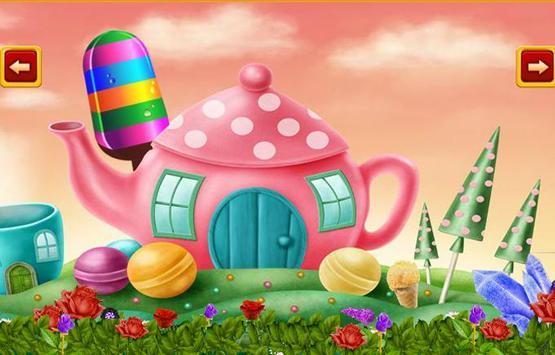 Escape game-Candyland Squirrel apk screenshot
