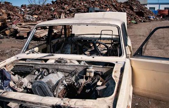 Car Junkyard Escape apk screenshot