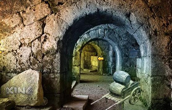 Castle Tunnel Princess Escape poster