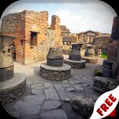 Escape Games Ancient Pompeii icon
