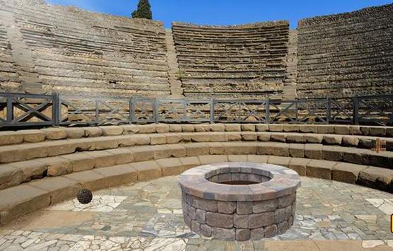 Escape Games Ancient Pompeii screenshot 4