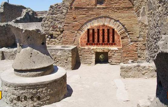 Escape Games Ancient Pompeii poster
