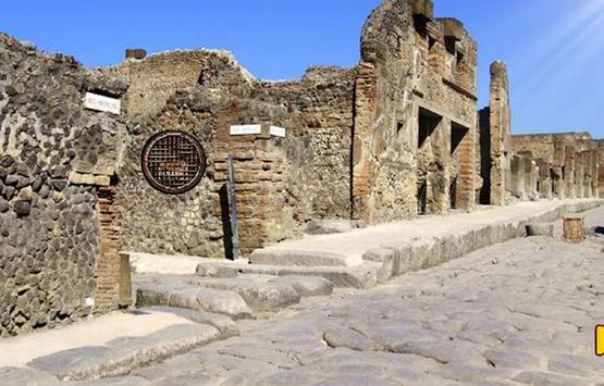 Escape Games Ancient Pompeii screenshot 1