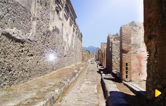 Escape Games Ancient Pompeii screenshot 2