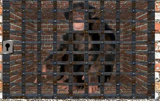 Escape Games- Abandoned Monkey apk screenshot