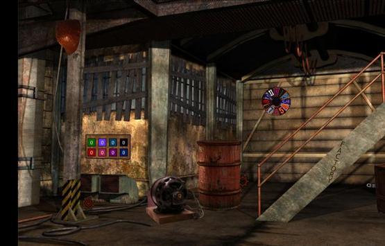 Abandoned Factory Escape screenshot 2