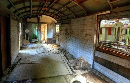 Abandoned Train Treasure 2 screenshot 1