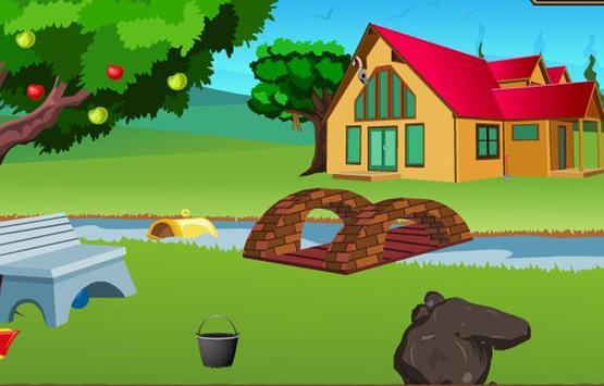 Escape Game - Net Bed screenshot 2