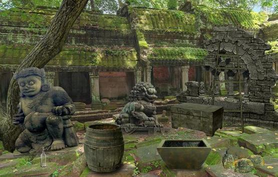 Escape Games - Cambodian Temple 2 screenshot 4