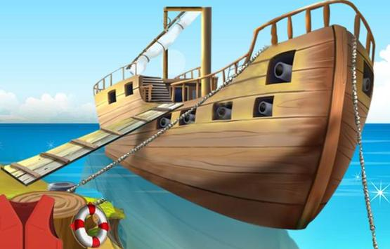 Escape Games - Pirate Island screenshot 3