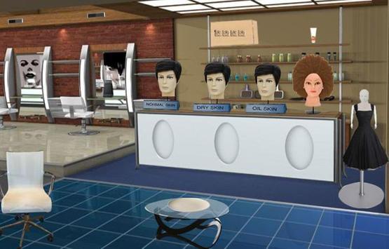 New Escape Games - Hair Salon screenshot 4