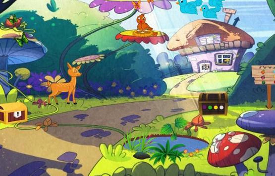 Fantasy World Rabbit Escape apk screenshot