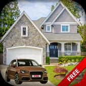 Escape Games Luxury Car Garage icon