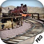 Mining Town Cowboy Escape icon