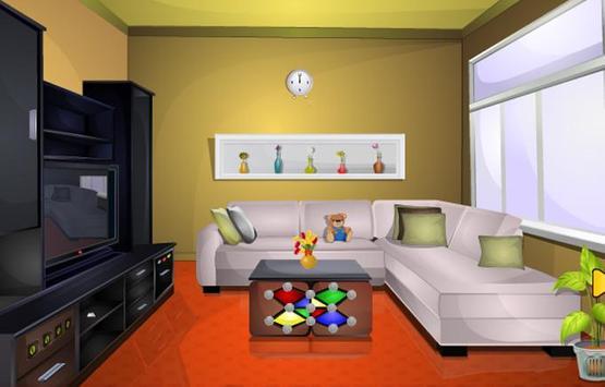 Statue House Escape apk screenshot