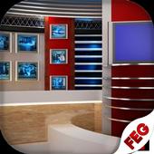 Television Studio Escape icon