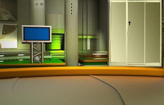 Television Studio Escape 2 poster