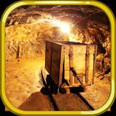 Escape Games Mining Tunnel icon