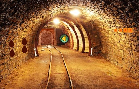 Escape Games Mining Tunnel screenshot 1