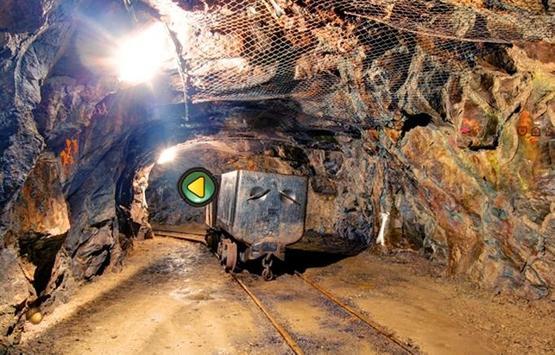 Escape Games Mining Tunnel screenshot 2