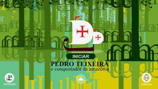Pedro Teixeira poster