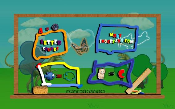 ABC - Fun4Kids- Abeceda apk screenshot