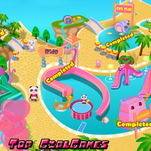 Fun Pet Waterpark Aqua World icon
